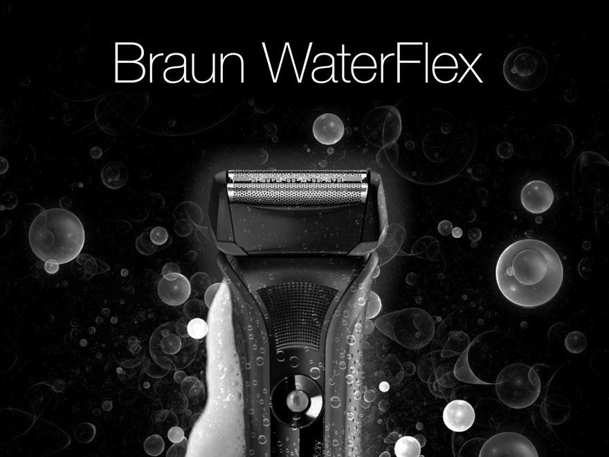Erik Guerges – Arbeitsproben – Braun WaterFlex