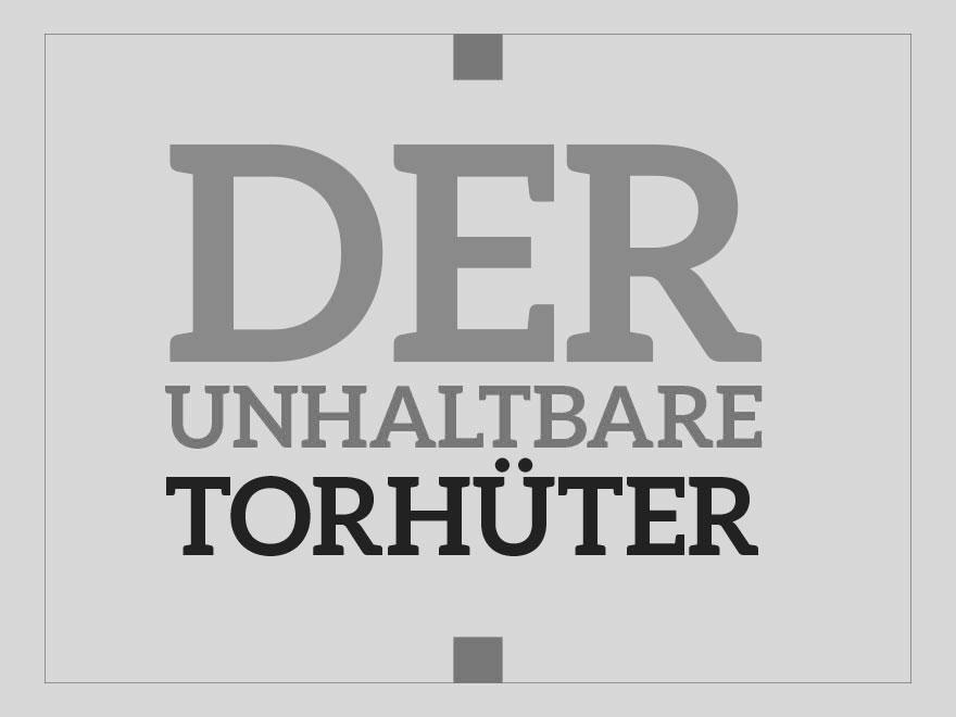 Erik Guerges – Arbeitsproben – Lutz Pfannenstiel – Der unhaltbare Torhüter